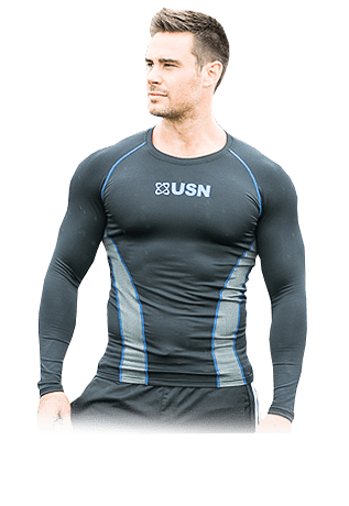USN Unisex Base Layer Top