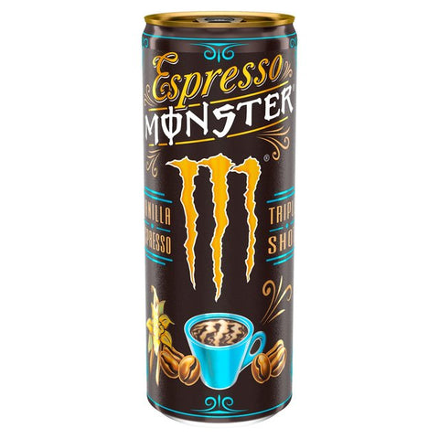 Monster Espresso 12 x 250ml - gymstop