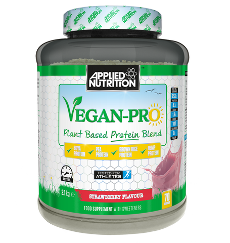 Applied Nutrition Vegan-Pro 2.1kg - gymstop