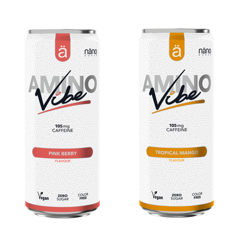 Nano Supps Amino Vibe 24 x 330ml