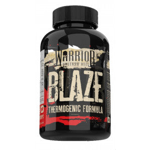 Warrior Blaze Reborn 90 Caps - gymstop
