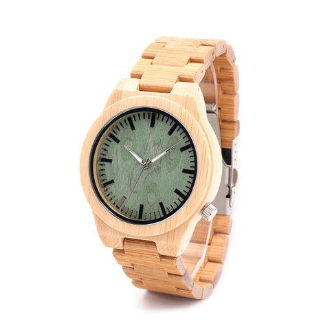 All Wooden Watch - Li - Leocarpentry