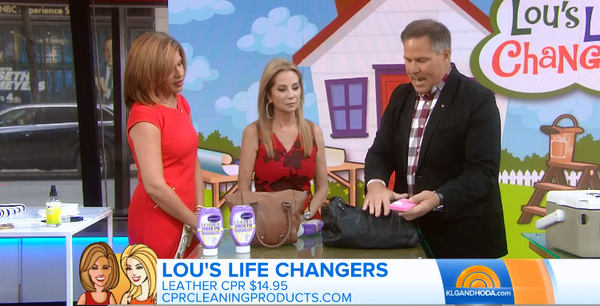 Today Show Featuring Leather CPR