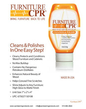 Furniture CPR Cleaner & Polish 18oz - 2 Pack : Save $3.00 on the Value 2 Pack!