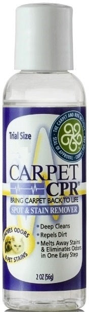 Carpet CPR Cleaner & Conditioner 2oz- Free Shipping