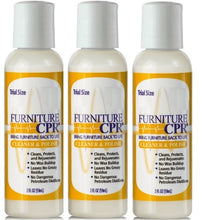 3-Pack Mix and Match of 2oz Trial Size CPR Cleaning Products