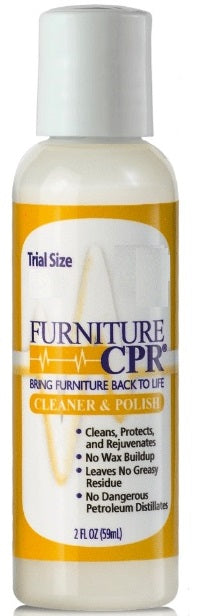 Furniture CPR Cleaner & Conditioner 2oz- Free Shipping
