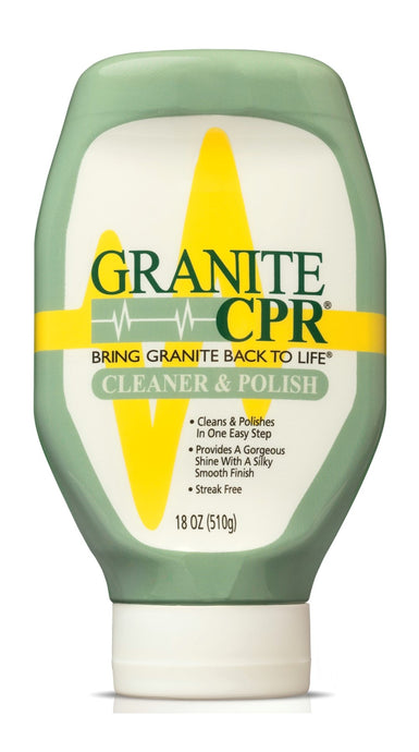 Granite CPR Cleaner & Polish 18oz - Free 2-3 Day Shipping