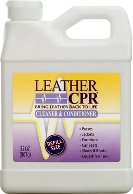 Leather CPR Cleaner & Conditioner 32oz