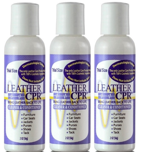 Three Pack of 2oz CPR Cleaning Products