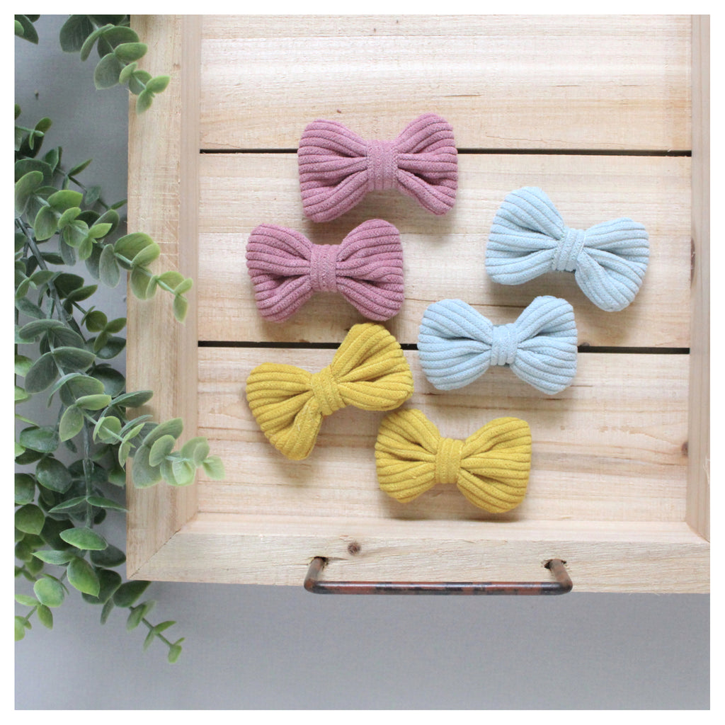 Ada Pigtail Bows