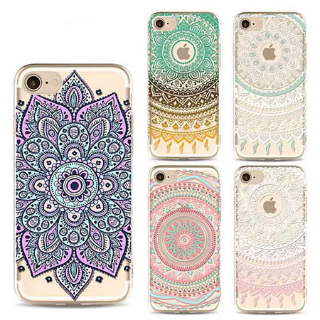 Coque Mandala Iphone