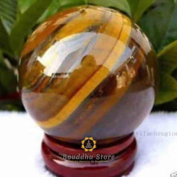 Tiger Eye Ball