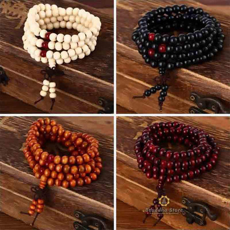Bracelet Mala Traditionnel