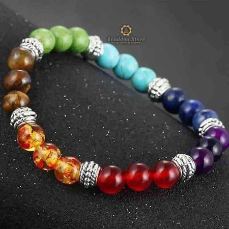 Bracelet Color 7 Chakras