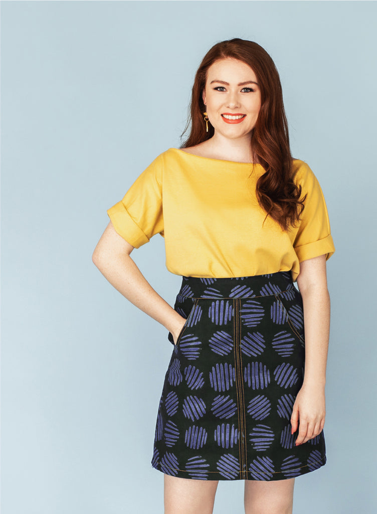 The Manhattan Skirt Pattern