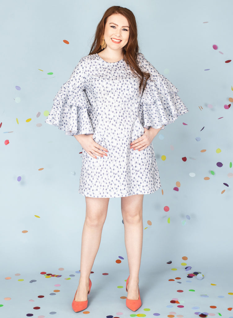 The Pina Colada Dress Pattern