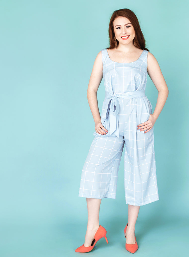 The Sangria Jumpsuit Pattern