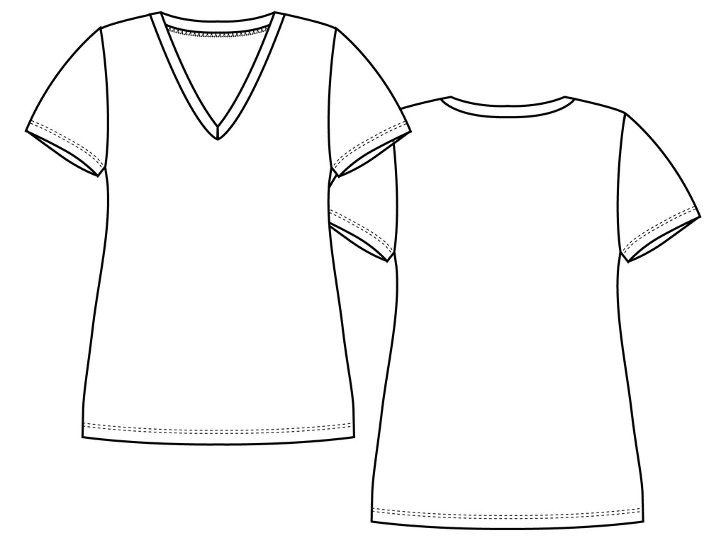 The G&T Shirt Pattern