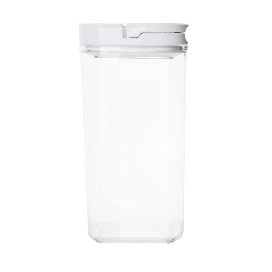 White Flip Canister 1.7L (with FREE label)