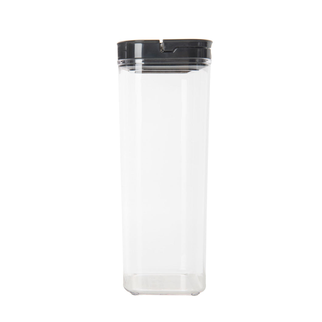Black Flip Canister 2.3L (with FREE labels) - Little Label Co
