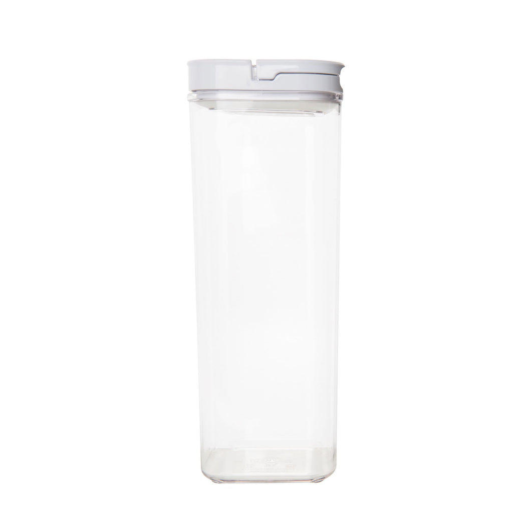 White Flip Canister 2.3L (with FREE label)
