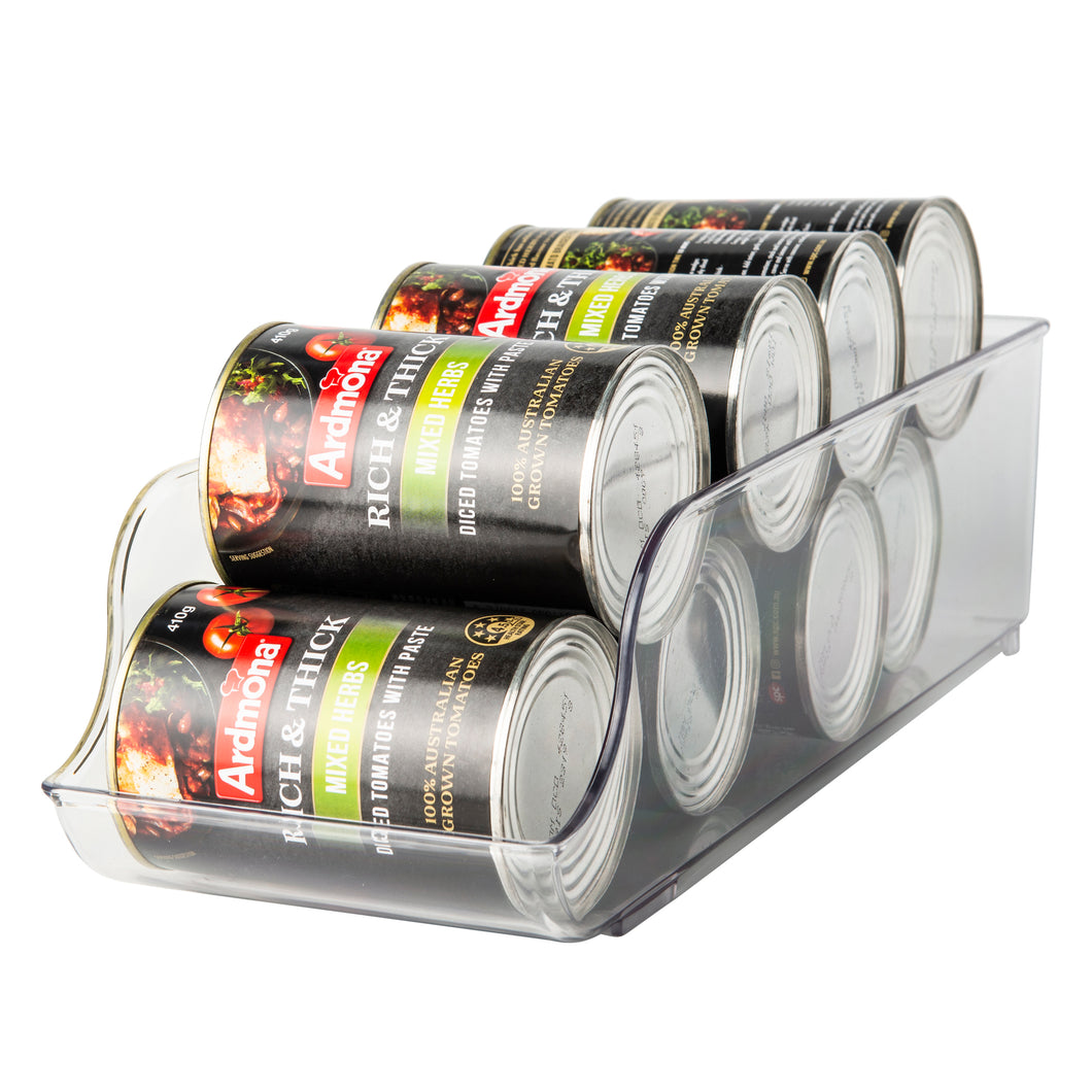 Clear Can Organiser