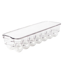 Clear Fridge Egg Organiser Tray