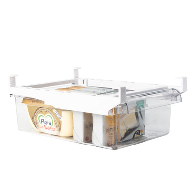 Under Shelf Fridge Clip-on Drawer (Back in stock mid to end of June)
