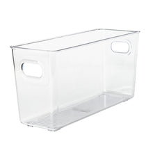 Clear Storage Tub Mini