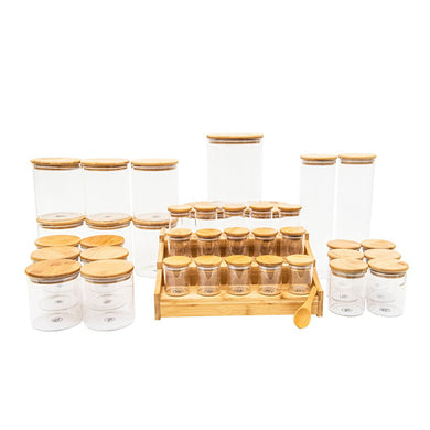 Bamboo Glass Deluxe Pack