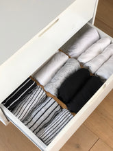 PRE-ORDER (4-8 weeks dispatch) Bamboo Expandable Drawer Dividers (3 PACK)