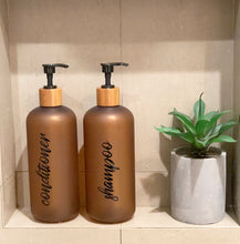 Bathroom Bottle Labels (Large) - Little Label Co