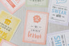 Baby Milestone Cards - American English