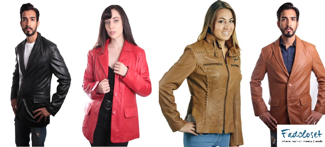 Buy Long Leather Coat for Ladies and Men from Popular Leather Jackets Store