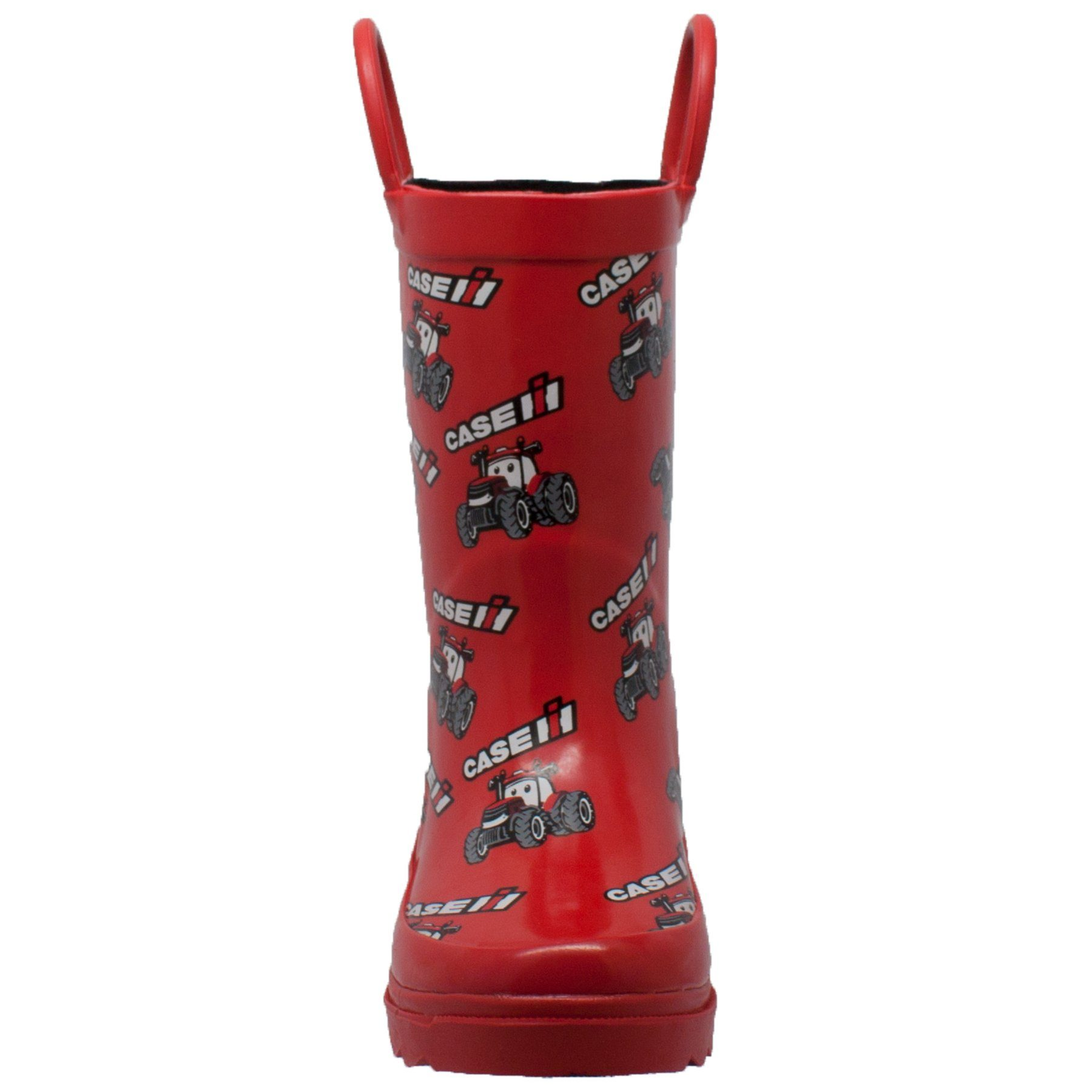 Children's Boots - Children's Big Red Rubber Boots