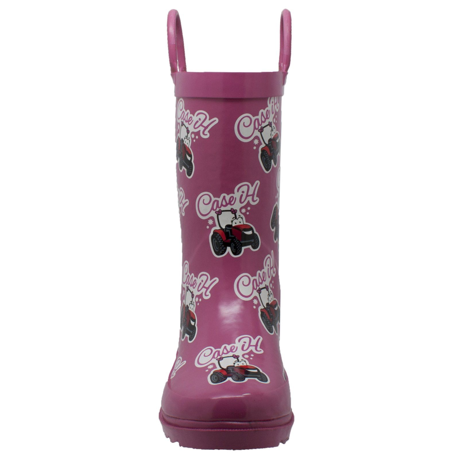 Children's Boots - Toddler's Li'L Pink Rubber Boots