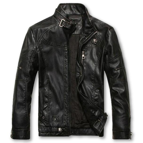 Leather Jacket - Swift Mens Leather Jacket