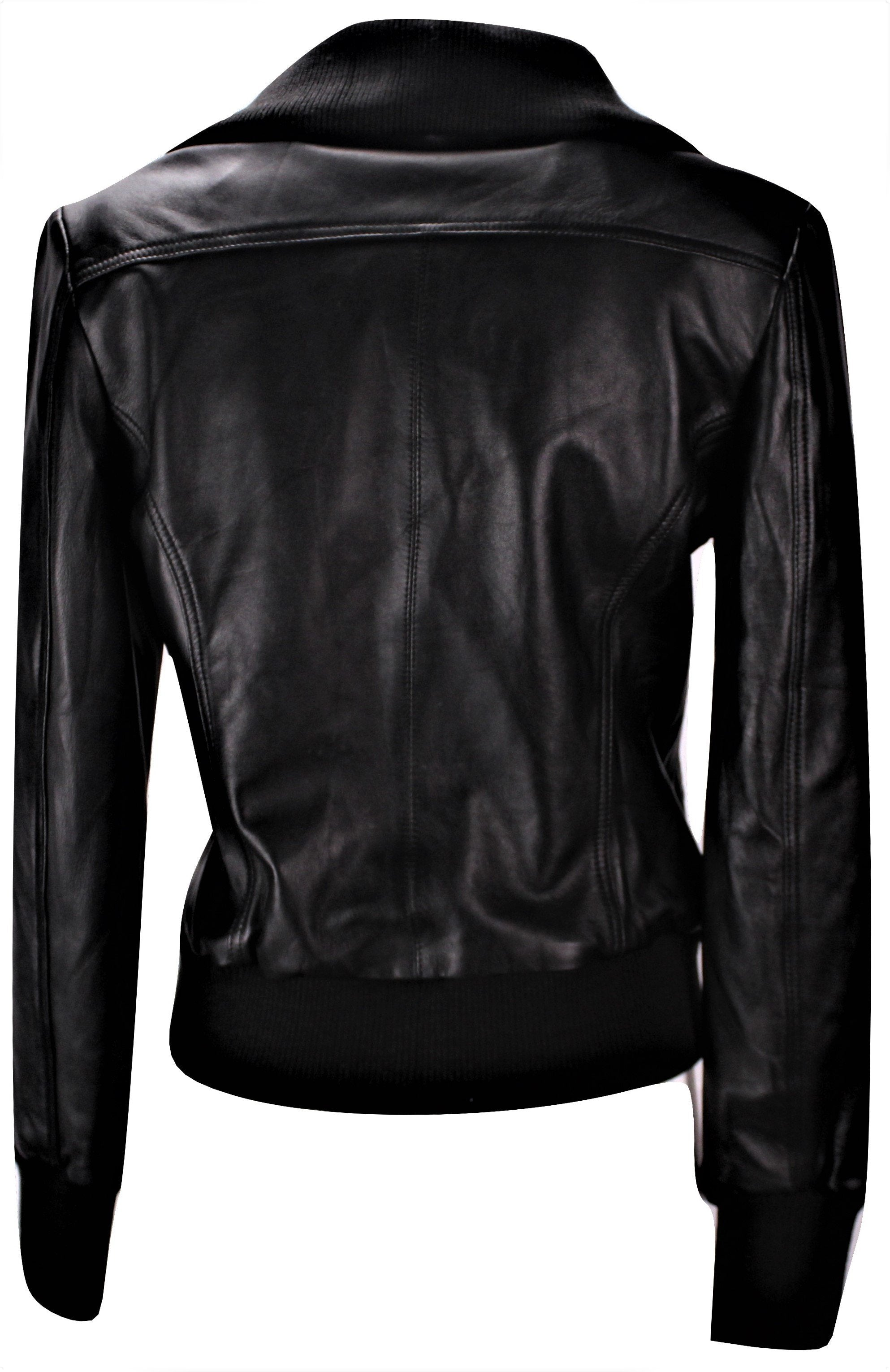 Sale - Expedited - Acromen Bombers Jacket With A Short Low Cut