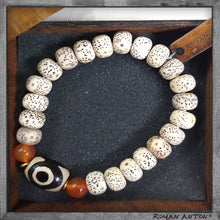 Bodhi Tree Bracelets  (Skybead Red)