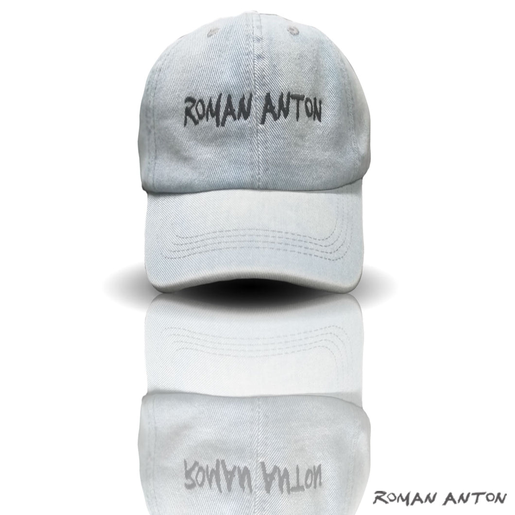 "Cap Light Blue ""Black Roman Anton"""