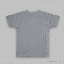"T-Shirt Gray ""Black Roman Anton"""