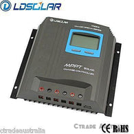 LDSOLAR MPPT 30A Solar Regulator Solar Charge Controller 12v/24v Warranty 2 Years - Ctrade Australia