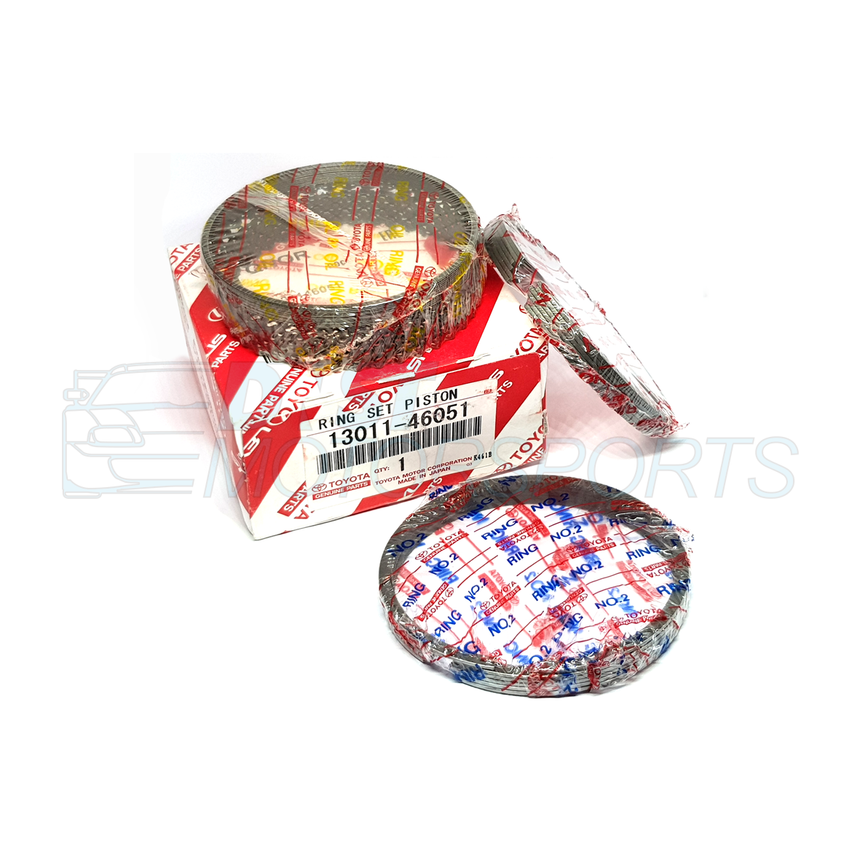 2JZGE 2JZGTE Piston Ring Set