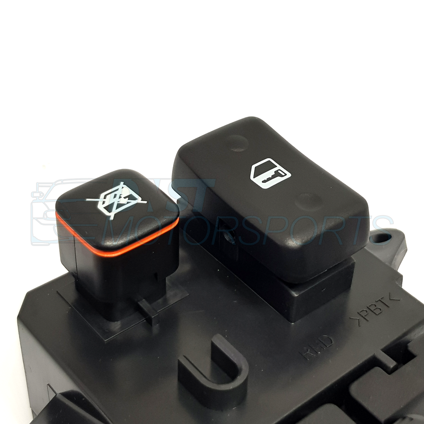 JZA80 Driver Side Window Switch (RHD)