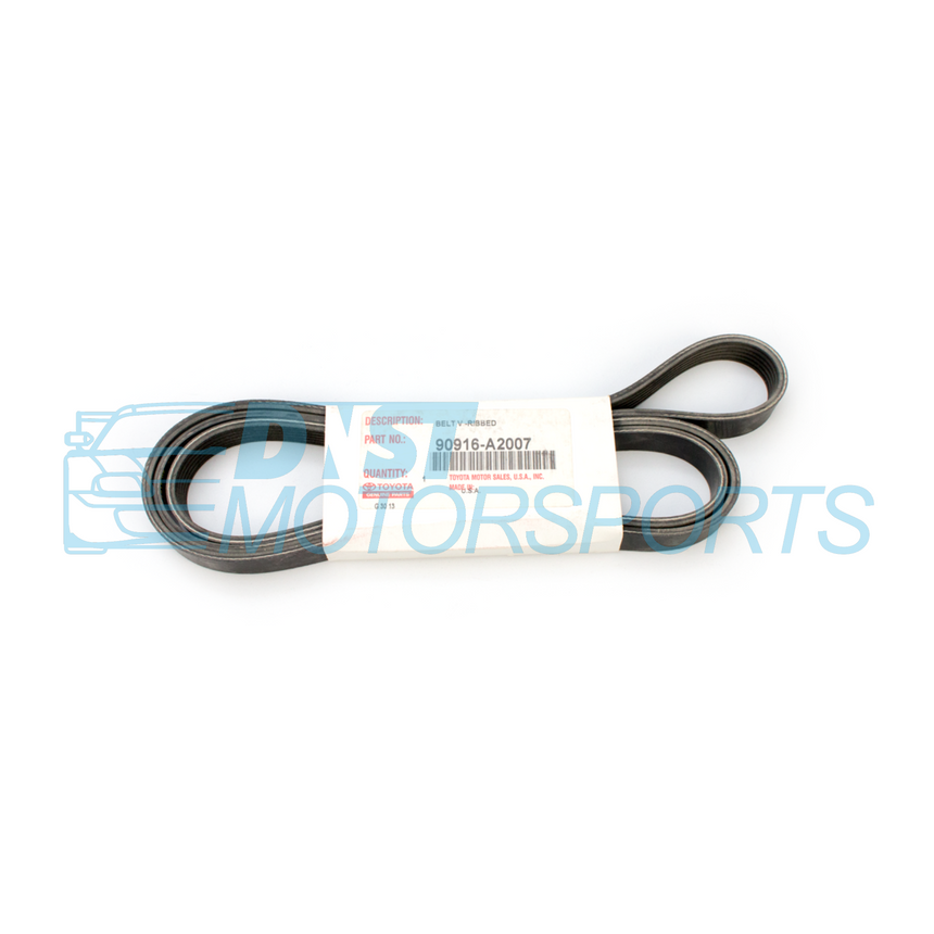 Genuine Accessory Belt 1JZ 2JZ - DNST Motorsports