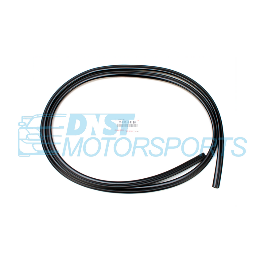 Genuine JZA80 Front Window Seal - DNST Motorsports
