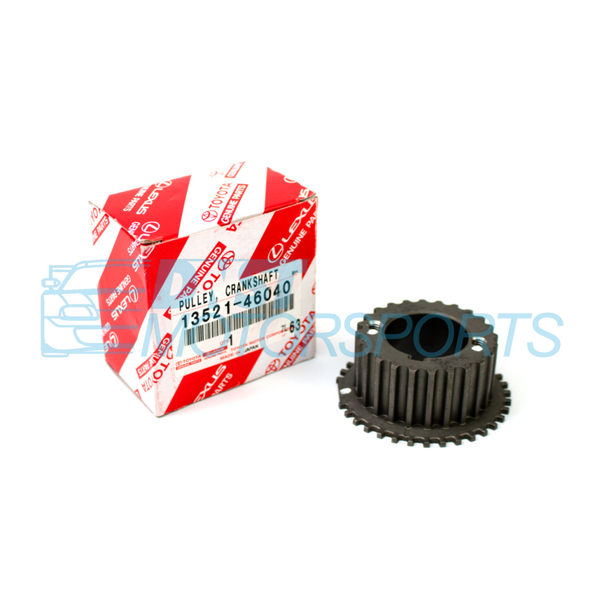 Genuine VVTi Crankshaft Gear - DNST Motorsports