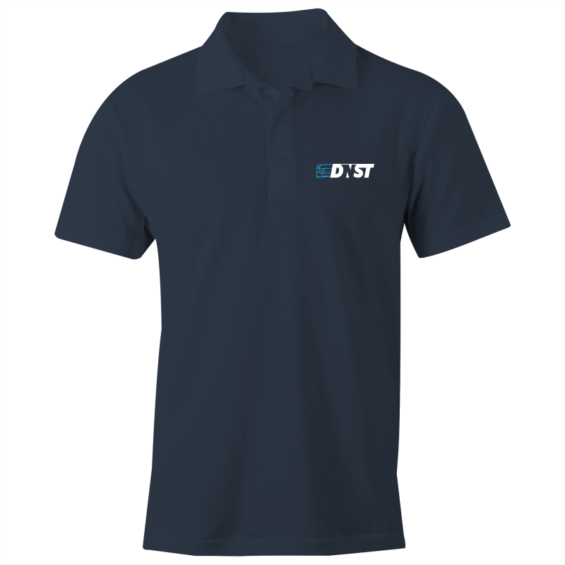 DNST Simplified Polo - DNST Motorsports