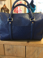 Edina Ronay Blue Large Shoulder bag